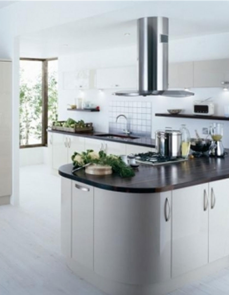 London collection elite trade contact kitchens for Modern kitchen london