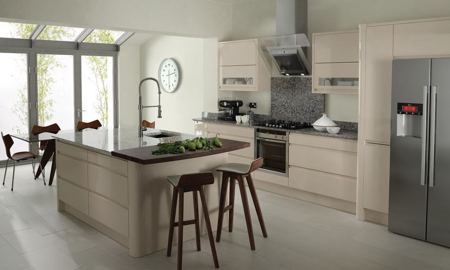 awesome category kitchens with cuisine ikea beige - Cuisine Beige Laquee