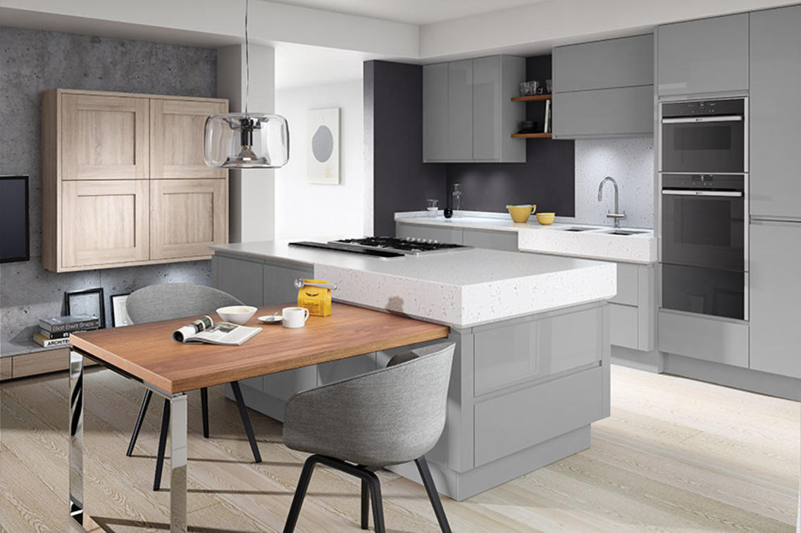 Remo Silver Grey Elite Trade Amp Contact Kitchens