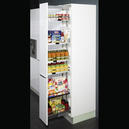 Arena Style Larder Pull Out Elite Trade Amp Contact Kitchens