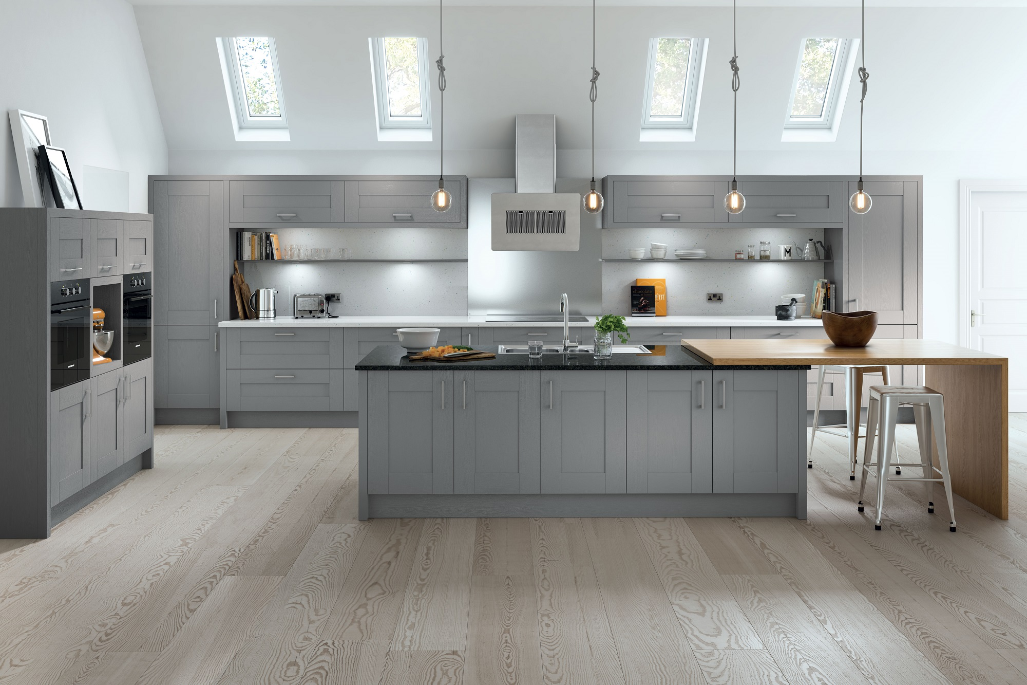 Tremendous Cartmel Dust Grey Elite Trade Contact Kitchens Beutiful Home Inspiration Aditmahrainfo